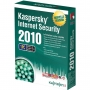 Kaspersky internet security 2010 (1 poste, 1 an)